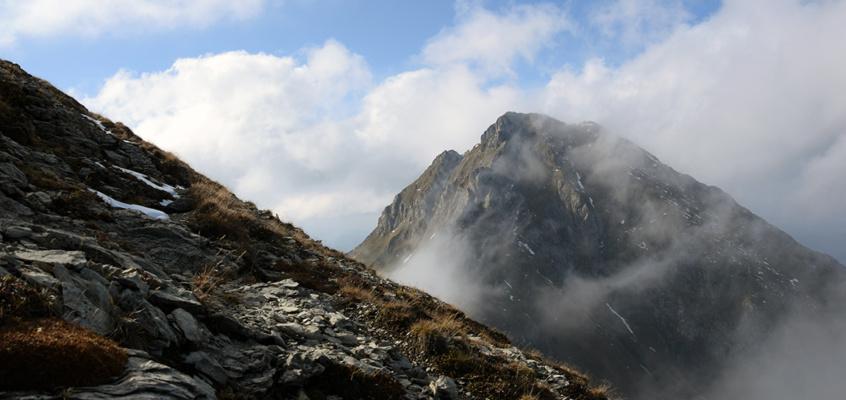 Złota jesień wgórach. Tatry Bielskie naweekend.