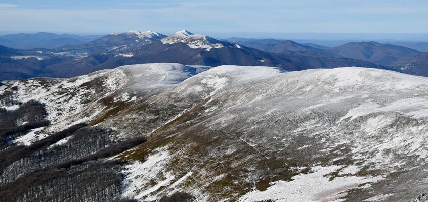 Łatwy szlak naTarnicę. Zdobywamy najwyższy szczyt Bieszczadów.