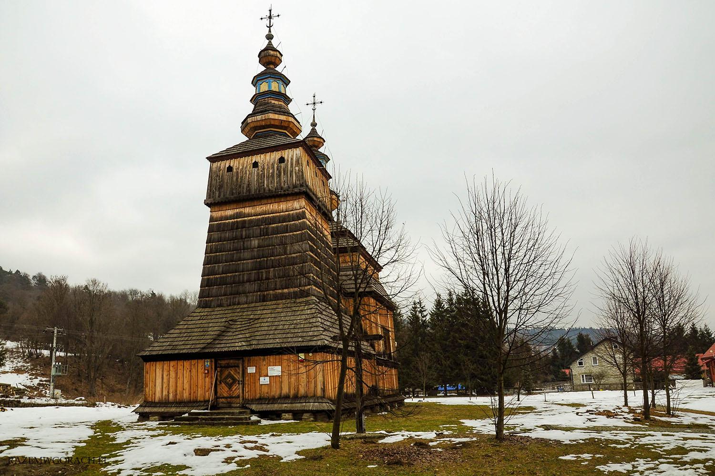 cerkiew wKrempnej