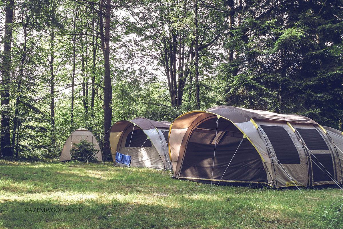 bazy namiotowe