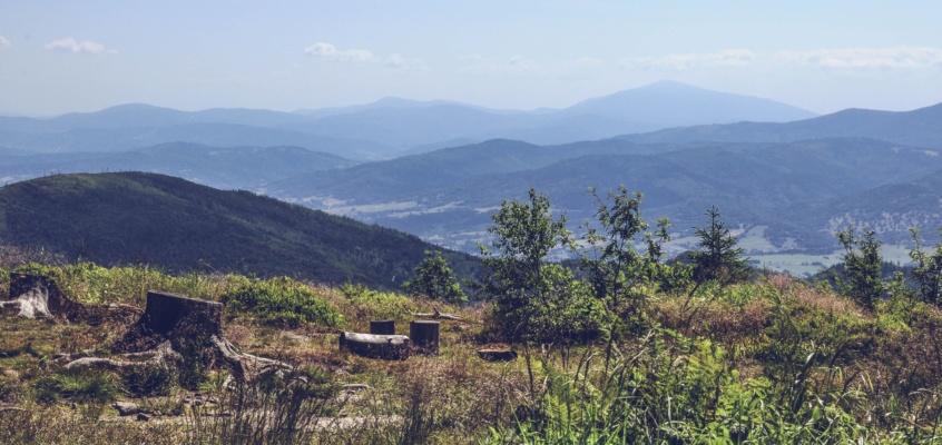 Szlak naBaranią Górę zWisły, Czarne