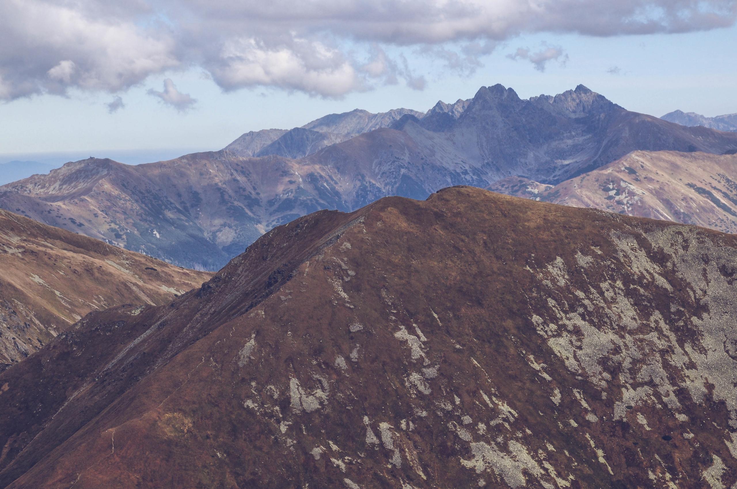 Bystra – opis szlaku nanajwyższy szczyt Tatr Zachodnich