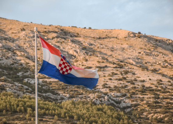 trekking w Chorwacji
