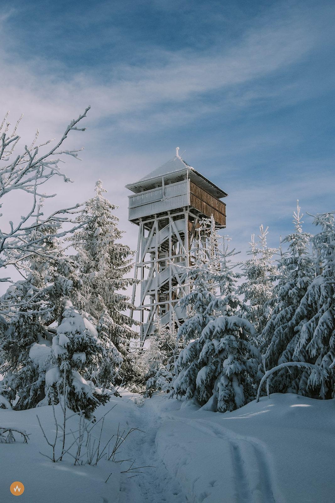 Wieża widokowa nagorcu
